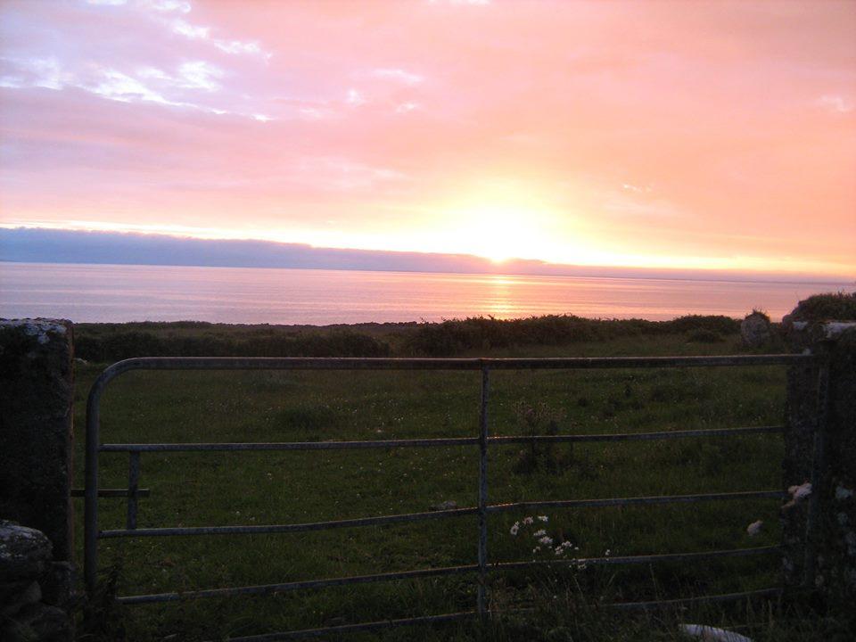 Burren Way Panorama