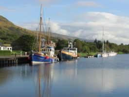 caledonian-canal