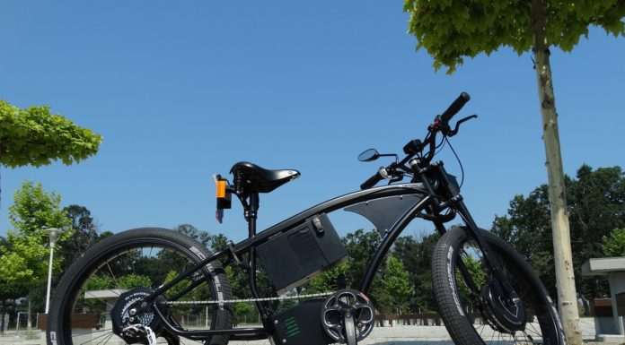E-Bike Dienstfahrrad