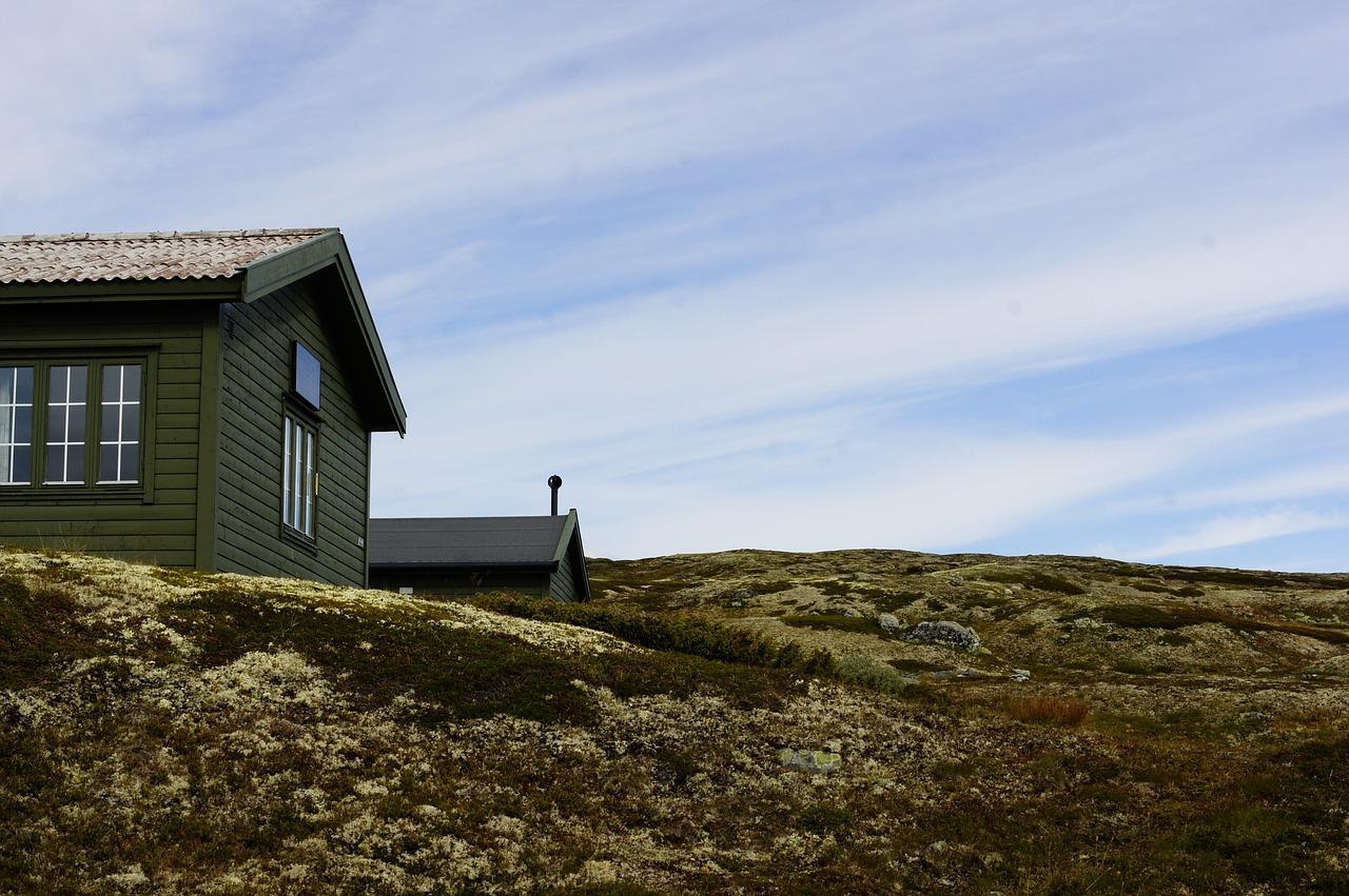 Hardangervidda Hütten