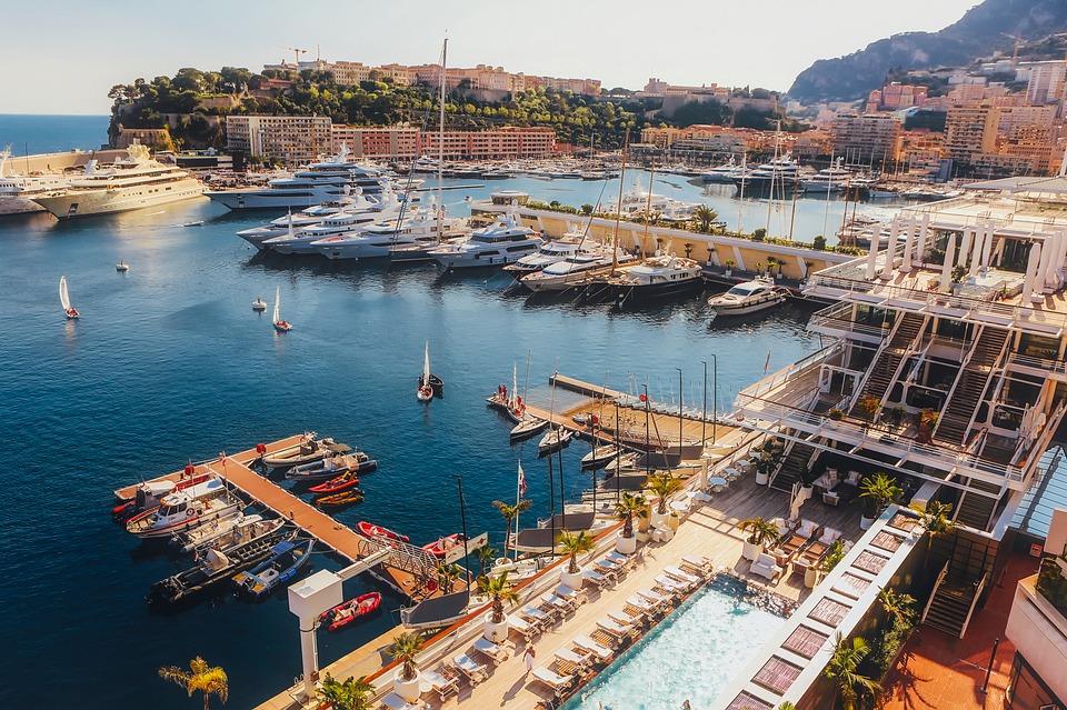 Der Hafen von Monaco ist eines der Highlights bei einem Besuch des Stadtstaats.