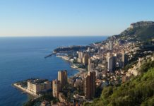 Monaco Wandern
