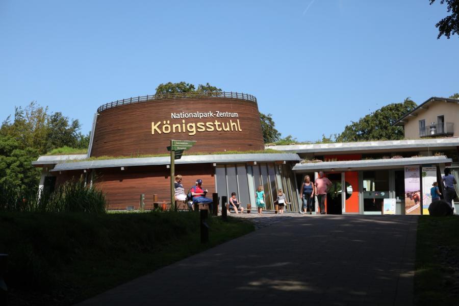 Nationalpark Jasmund Königsstuhl