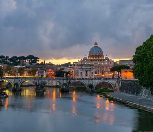 Rom Brücke St. Angelo