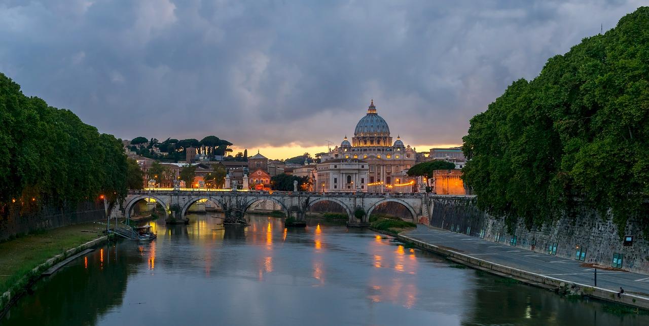 Rom Brücke Sant Angelo