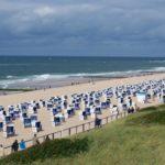 Strandweg von Westerland nach Kampen