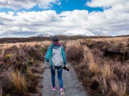 Trekkingoutfit auf Reisen